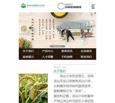 济南市章丘区龙米农业种植专业合作社