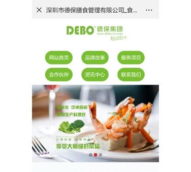 深圳市德保膳食管理有限公司